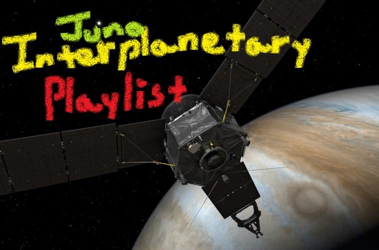 NASA Jupiter Music