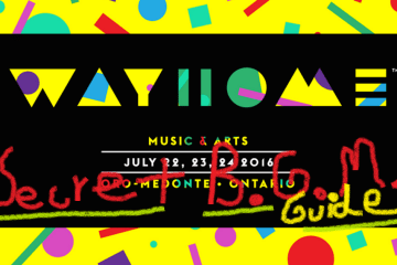 Wayhome acts to watch 2016