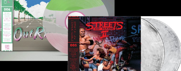 Streets of Rage 2 and Outrun Vinyl Soundtrack Review