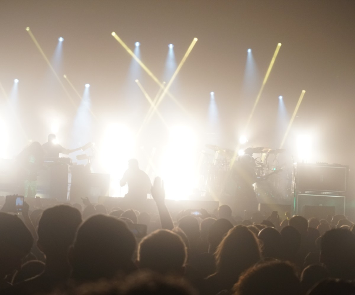 Deftones Concert