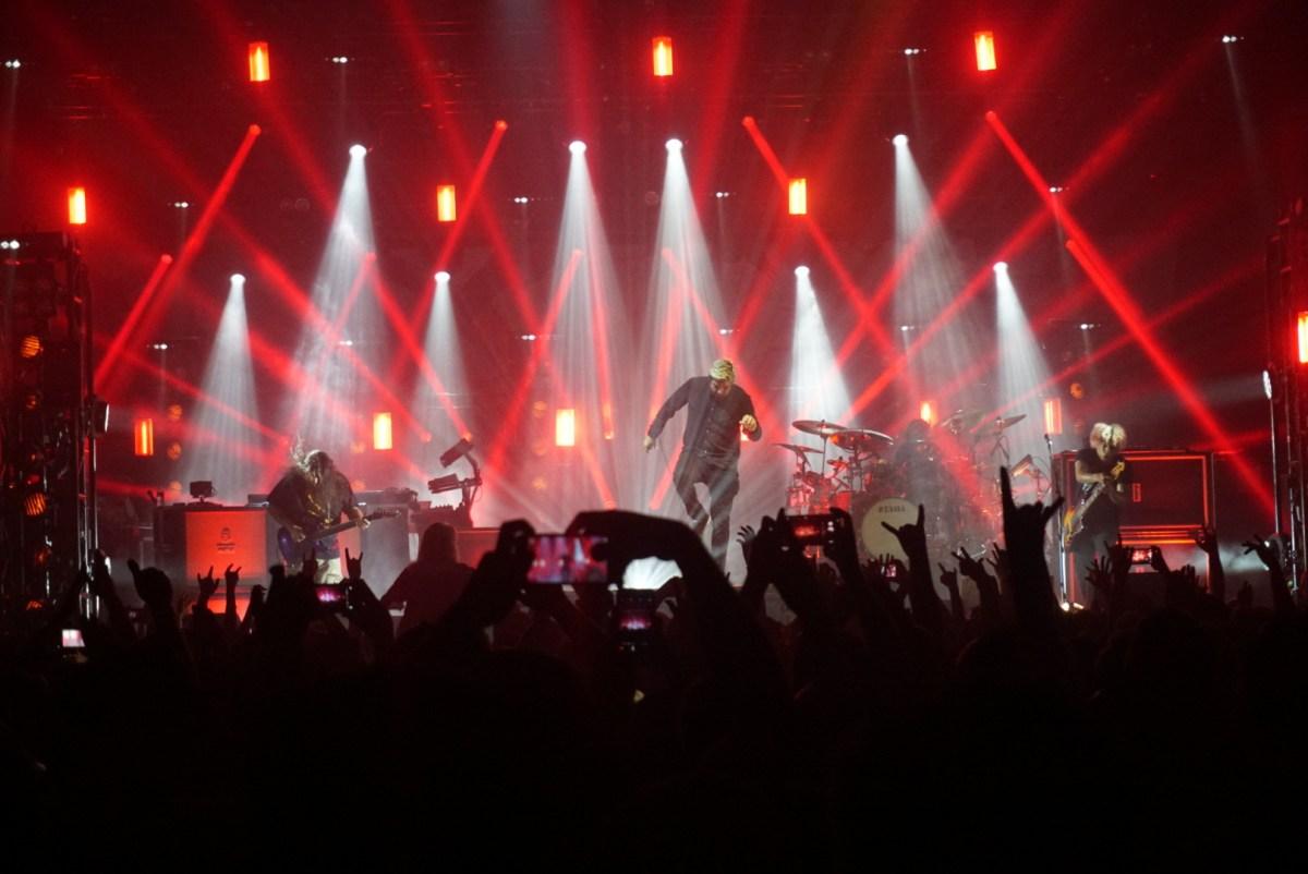Deftones Live 40