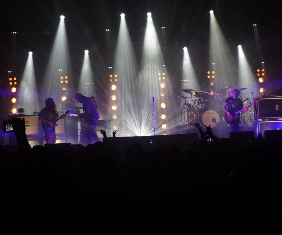 Deftones Concert Pics
