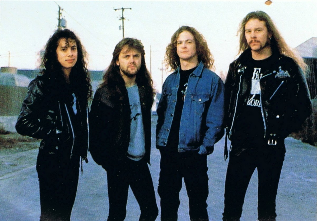 Metallica ... and justice for all 1989