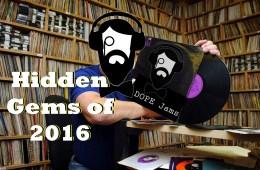 Hidden Gem Albums of 2016