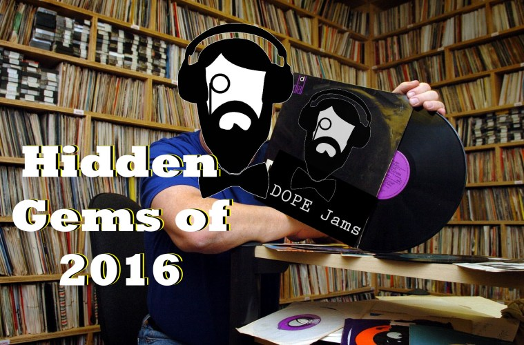 Hidden Gem Albums of 2016