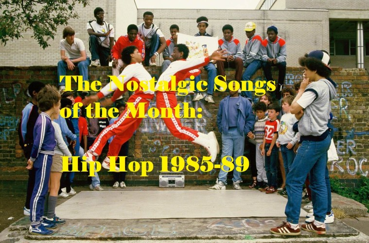 Best Hip Hop of the Late 80's