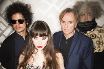 crystal Fairy The Melvins Terri Gender Bender Omar Rodriguez-Lopez Buzz Osborne Dale Crover