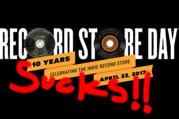 Record Store Day Sucks