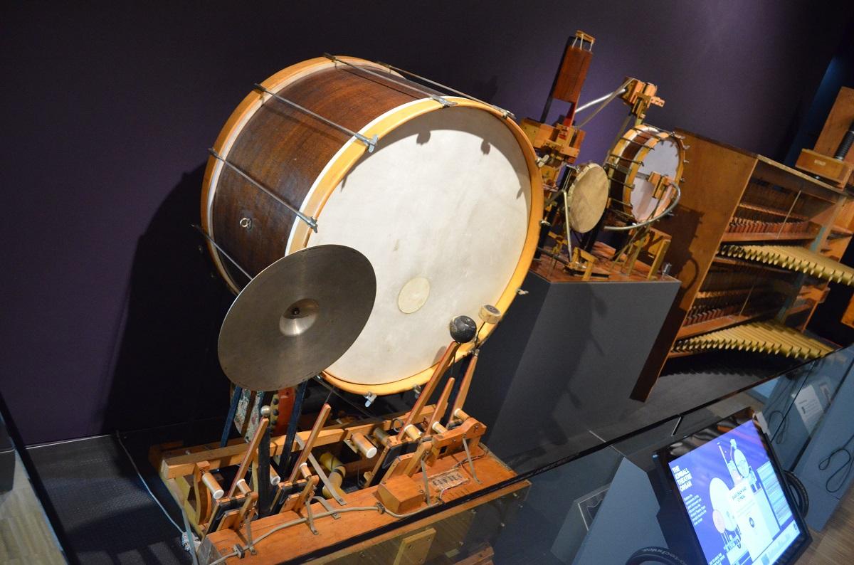 National Music Centre Drum