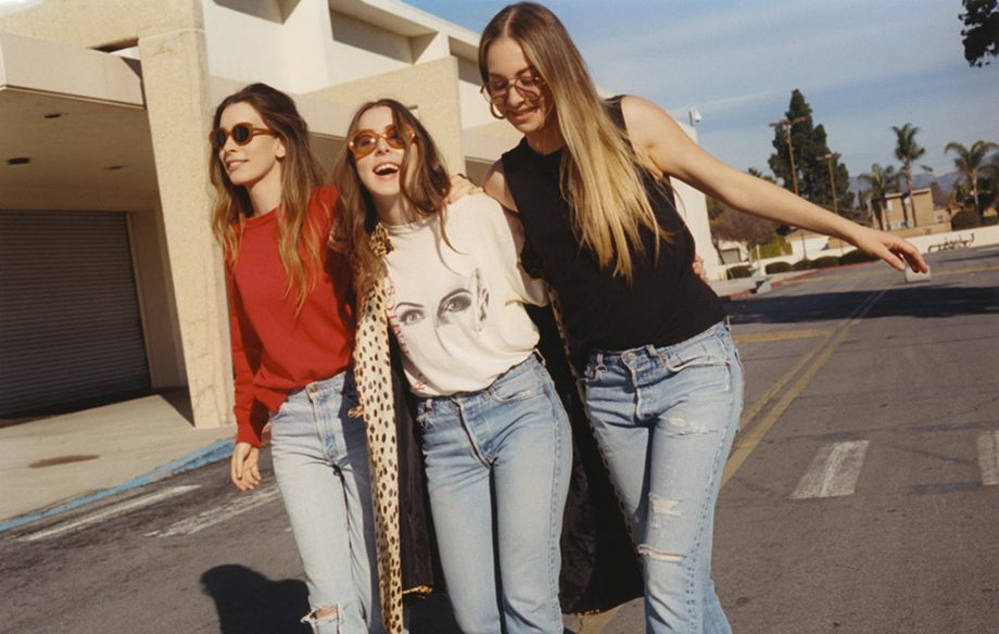 Haim Something to Tell You Pics