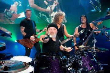 Metallica Concert 2017