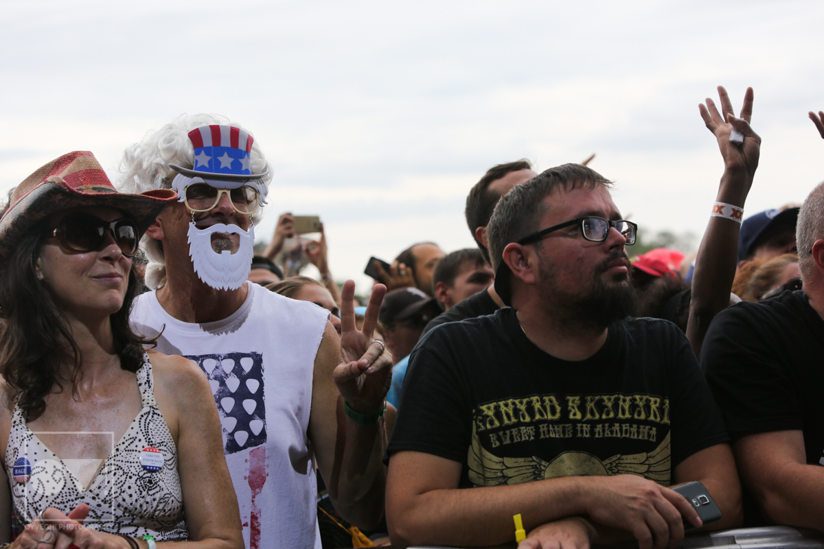 The Might Mighty Bosstones Crowd