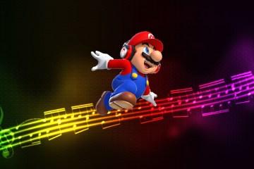 The Music of Super Mario
