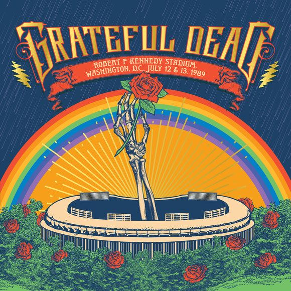Grateful Dead - RFK Stadium 1989 (Grateful Dead/Rhino, 2017) review