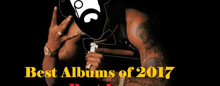 2017 Best Albums