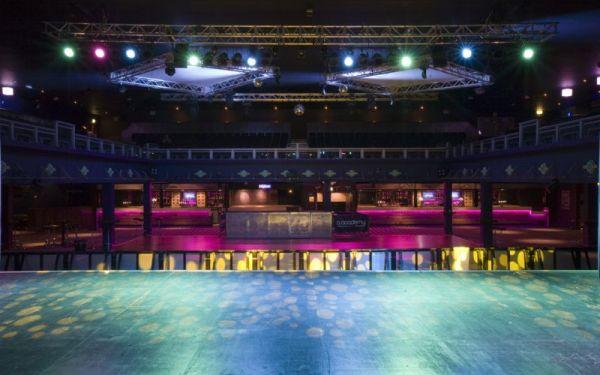 O2 Academy live music venue interior