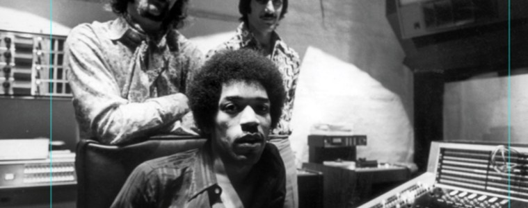Jimi Hendrix Both Sides of The Sky 1970