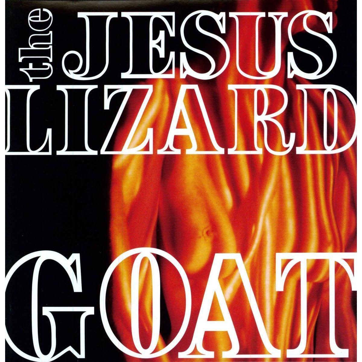 The Jesus Lizard Goat Album Review