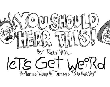 """Weird Al"" Yankovic Comic Funny"