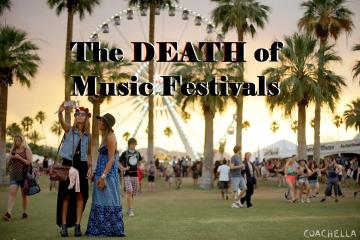 Music Festivals Suck
