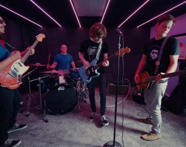 Pink Beam Band Interview