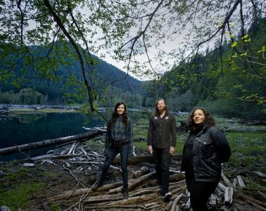 Helms Alee Band Interview
