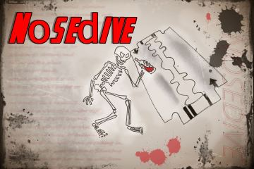 Nosedive novel is suicide punk