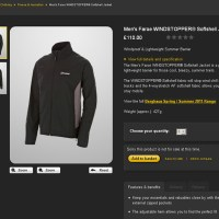 Review - Berghaus Faroe Softshell Jacket