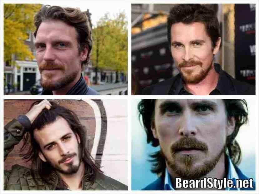 balbo beard styles collage