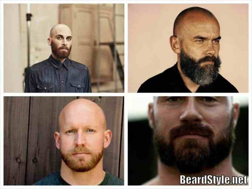 bald-men-with-beard-styles