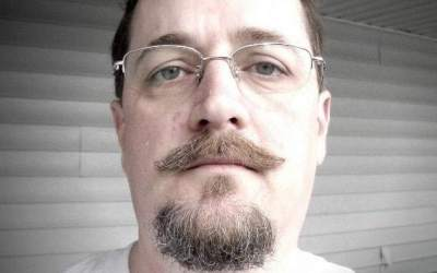 mustache and goatee beard example