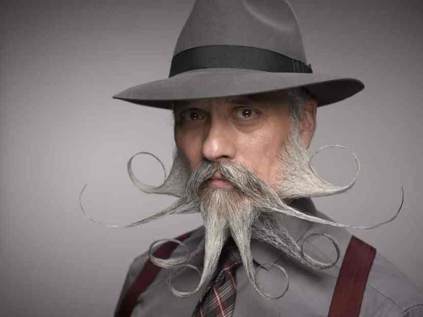 buzz beard style