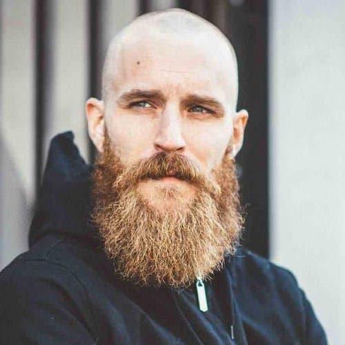 25 Classy Beard Styles Dedicated To Bald Men BeardStyle