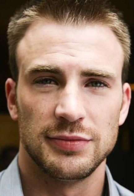 CHRIS EVANS Stubble Beard