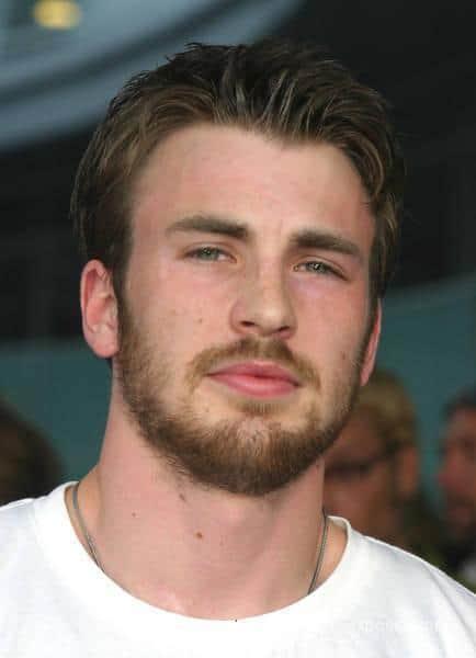 Chris Evans beard-5