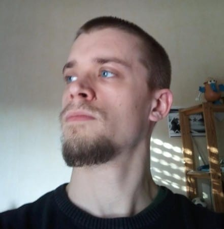Goatee beard 14
