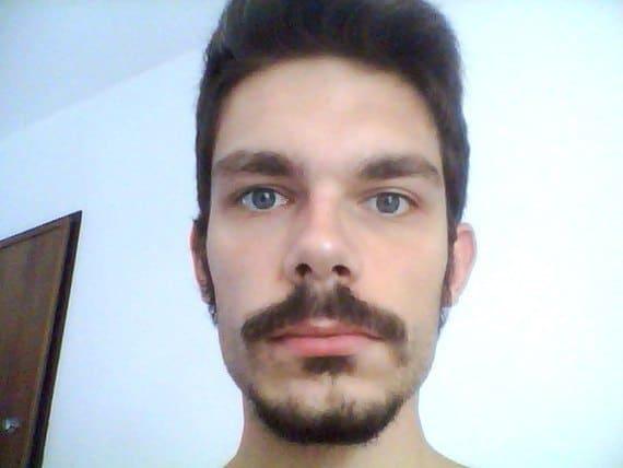 Goatee beard 18