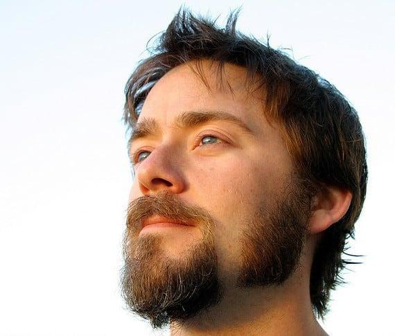Goatee beard 20