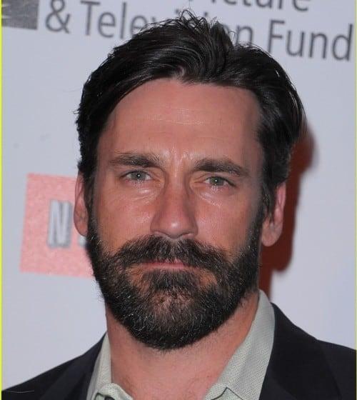 fully trimmed beard