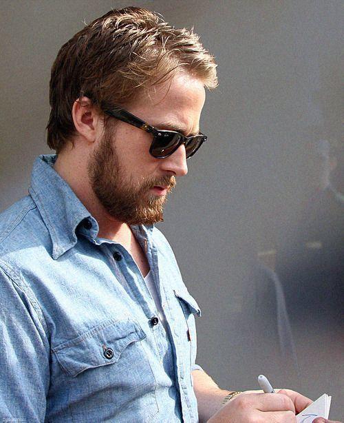 Ryan Gosling Beard 14