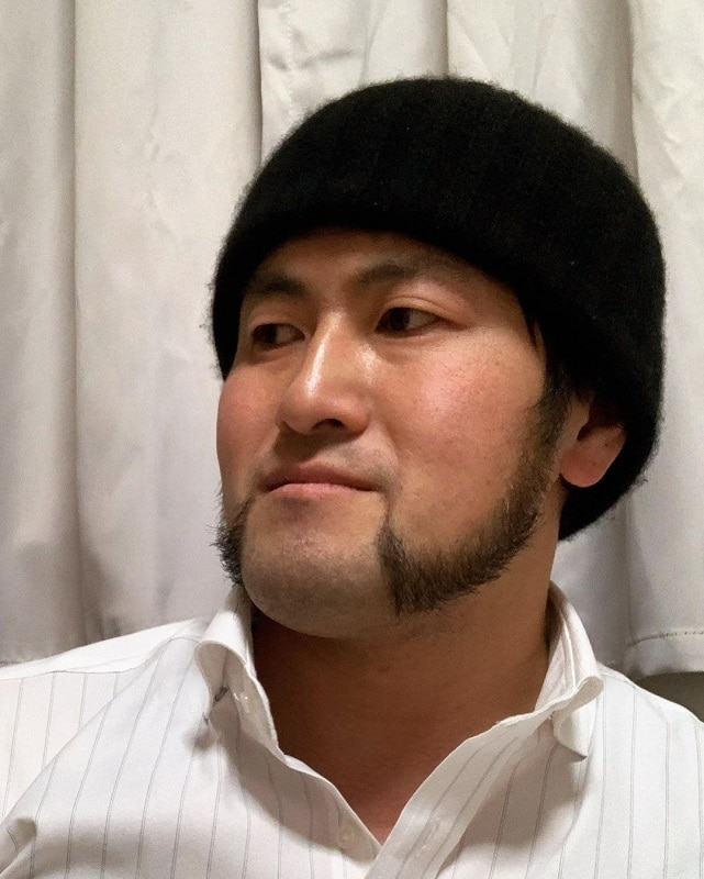 bad asian beard