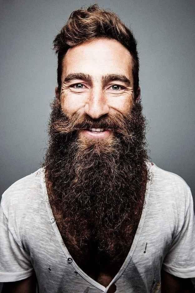 Long Beard Trends 20