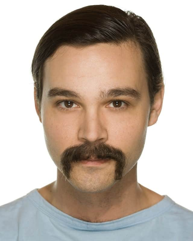 mustache style 14
