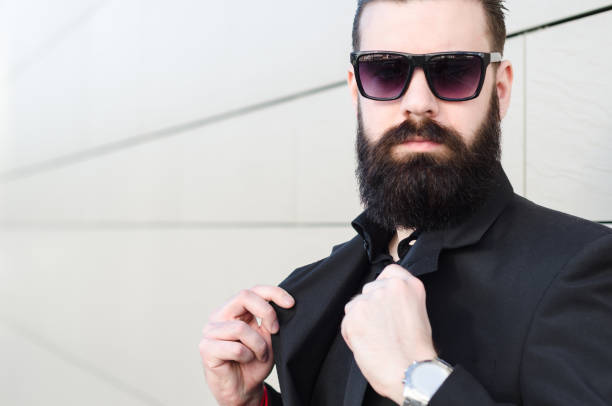 be confident with your beard