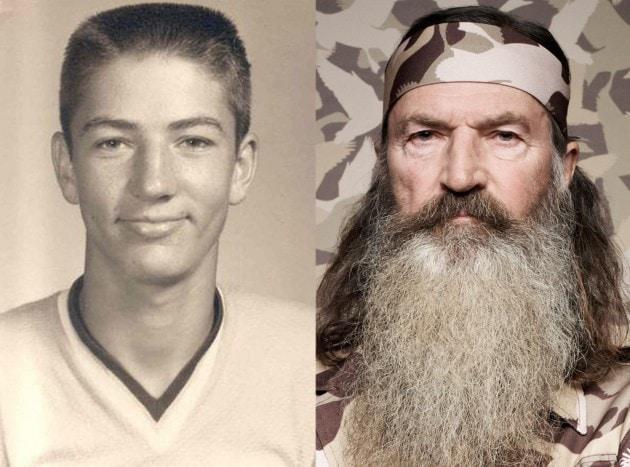 Phil Robertson beard