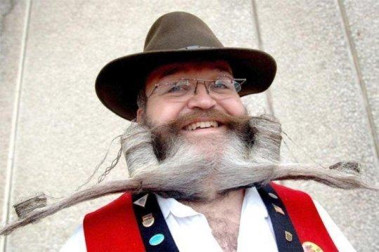Funniest Mustaches 2