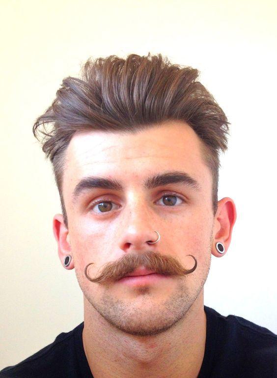 handlebar mustache 15
