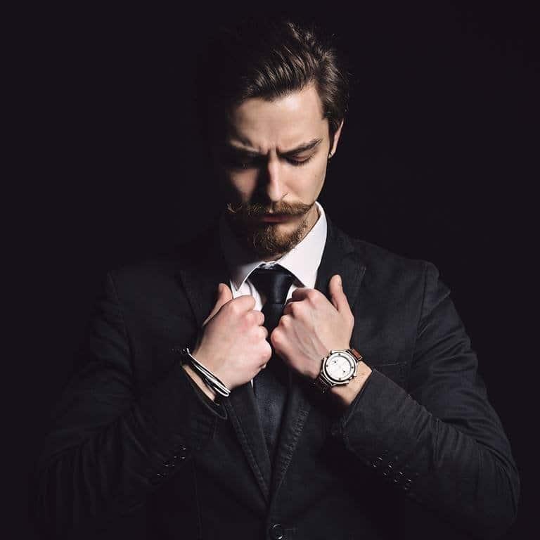 men's latest mustache styles