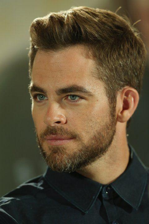 Angular Boxed beard Style for men
