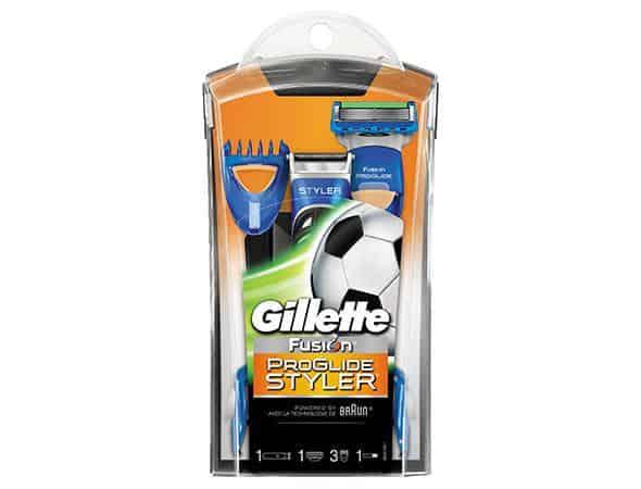 All-Purpose Gillette Fusion ProGlide Styler: Beard Trimmer, Men's Razor & Edger
